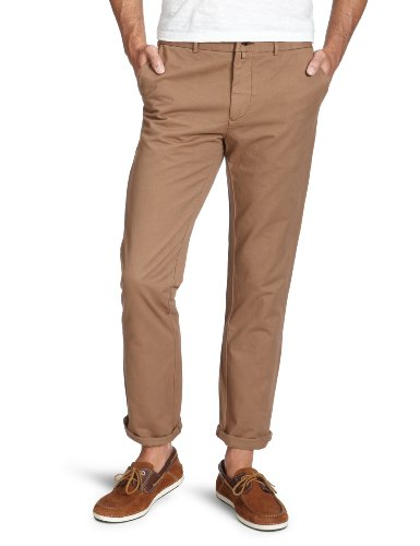 Gant Men's 1701016 Trousers Brown (Cacao Bean) 31/34
