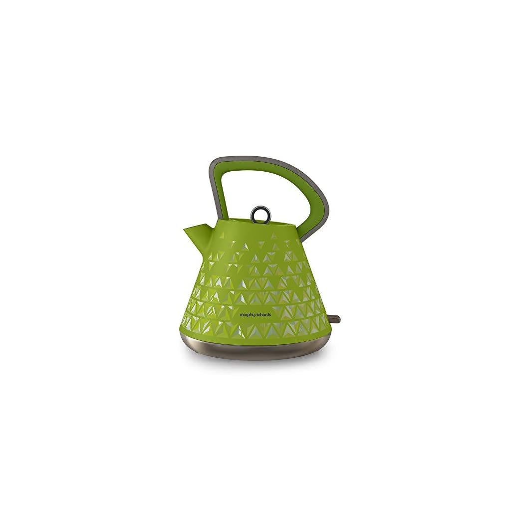 Morphy Richards 108105 Prism Kettle - Green