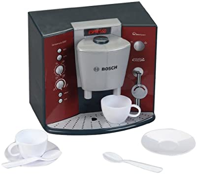 Bosch Toy Coffee Machine with Sound and Espresso Set from Theo Klein