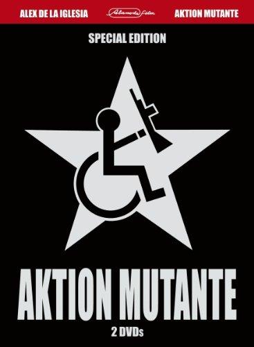 Aktion Mutante (Special Edition, 2 DVDs)