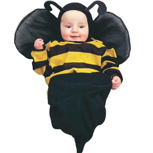 baby bee bunting is so cute and available from amazons kids costume shop heres the link from the photo source