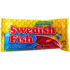 Swedish fish pack of 24 beauty for Swedish fish amazon