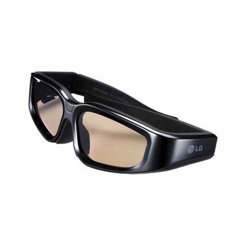 LG AGS110 3D Active Shutter Glasses for 2010 LG 3D HDTVs