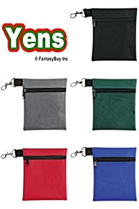 Yens® Fantasybag Golf Tee Pouch, AP-617 from Yens®