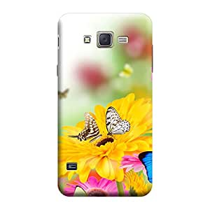 iCover Premium Printed Mobile Back Case Cover With Full protection For Samsung S7 (Designer Case)