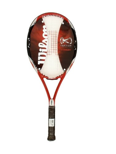 Wilson [K] Factor K Court Tennis Racket Grip L4 RRP £160