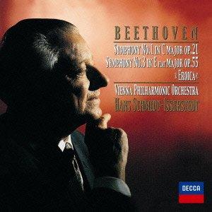 ベートーヴェン:交響曲第1番&第3番「英雄」