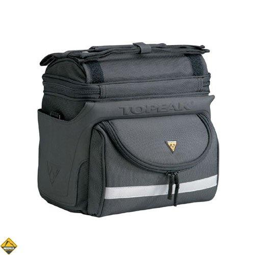 TOPEAK BAG TOPEAK HANDLEBAR TOURGUIDE DX II