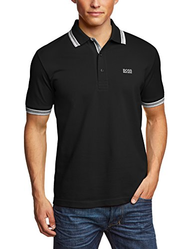 mens-boss-green-paddy-50198254-polo-shirt-black-moyen
