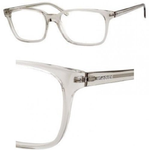 Yves Saint Laurent Yves Saint Laurent 2358 Eyeglasses-09XM Transparent Gray-52mm
