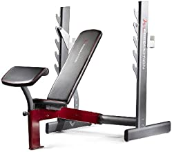 FreeMotion 220 BE Olympic Width Weight Bench