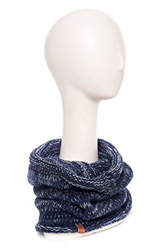 Unisex Two-Tone Snood