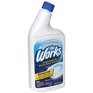 Home Care Lab The Works 32 Ounce Toilet Bowl Cleaner