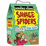 Savage Spiders from Horrible Science