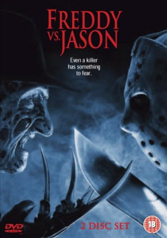 Freddy Vs Jason [DVD] [2003]
