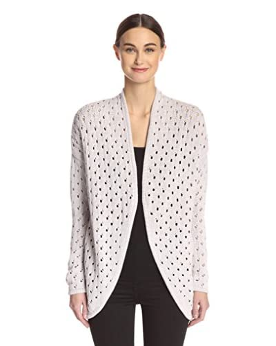 Central Park West Women's Open Stitch Cardigan