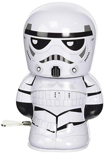 Star Wars Stormtrooper BeBots Wind Up Action Figure