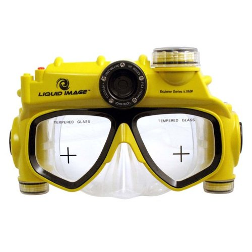 Liquid Image Explorer Underwater Mask