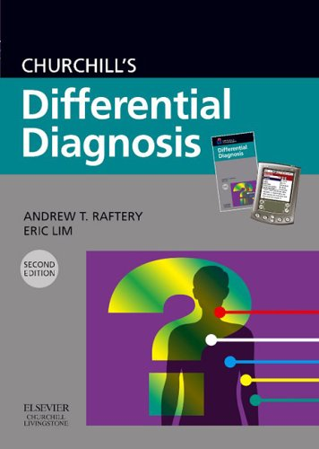 Churchill's Differential Diagnosis, Pocketbook with CD-ROM PDA Software: Book and CD ROM, 2e (Churchill Pocketbooks)