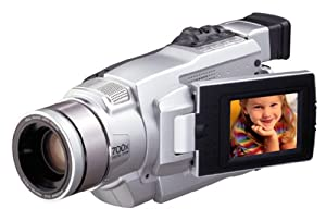 "JVC GRDVL120U MiniDV Digital CyberCam Video Camera with 2.5"" LCD & B/W Viewfinder"