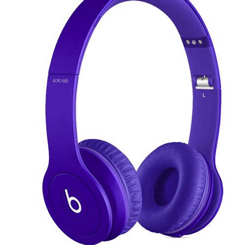Beats Solo Hd On-Ear Headphone (Discontinued By Manufacturer - Purple)