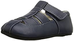See Kai Run Patrick Sandal (Infant), Navy, 0-6 Months M US Infant