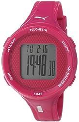 Puma Women PU911042004 Step Pink Watch