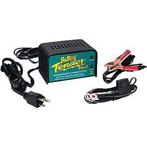 Deltran Battery Tender (021-0128) 1.25 Amp Battery Charger
