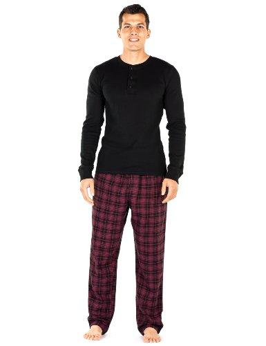 ... Mount Men s Cotton Flannel Lounge Set  0  0 Hue Sleepwear Women s Knit  ... a48cedb46