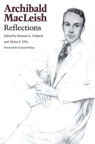 Image for Archibald Macleish: Reflections