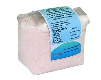 123Salz - Sparpaket Himalaya*Kristallsalz fein - 4 x 1100 g, geprüfte Qualität von 123Salz - Gewürze Shop