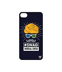 Vogueshell Swag Mera Desi Printed Symmetry PRO Series Hard Back Case for Apple iPhone 6S Plus