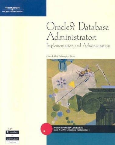 Oracle9i Database Fundamentals: v.1: Vol 1