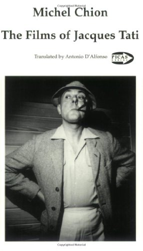 The Films Of Jacques Tati (Picas)