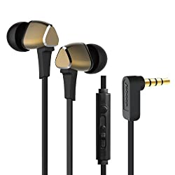 Jabees Stereo Earphone M4 (Gold)