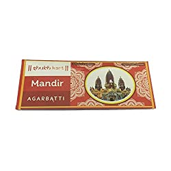 Shubhkart Mandir Agarbatti - 80 g