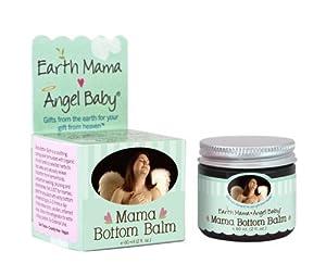 Earth Mama Angel Baby Earth Mama Bottom Balm, 2-Ounce Jars (Pack Of 3) by Earth Mama Angel Baby