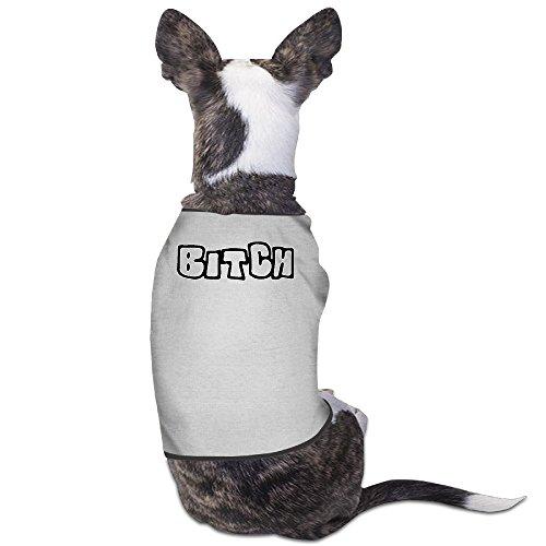 Theming Bitch Dog Vest