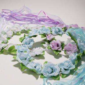 Flower Tiara - 1