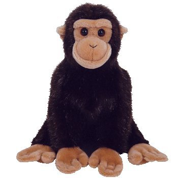 Ty Beanie Babies - Weaver the Monkey [Toy] - 1