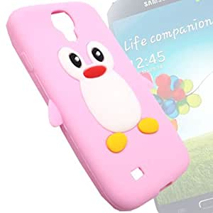 RUBBERIZED SOFT Back Case Cover POUCH For Samsung I9500 Galaxy S4 -BS12