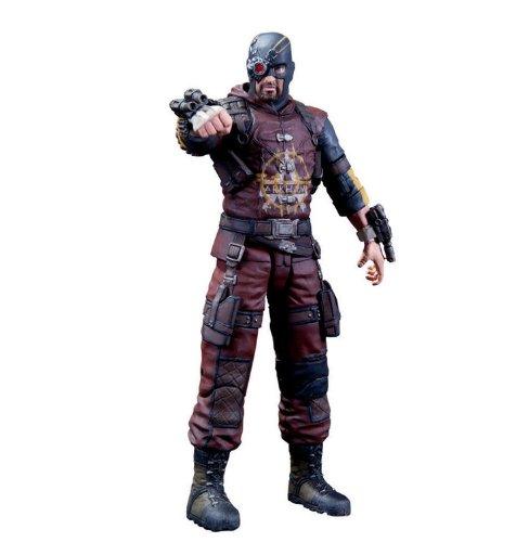 DC Collectibles Batman Arkham City: Series 4: Deadshot Action Figure