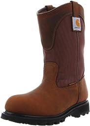 Carhartt Women\'s CWP1150 Work Boot,Bison Brown Oil Tan,6 M US