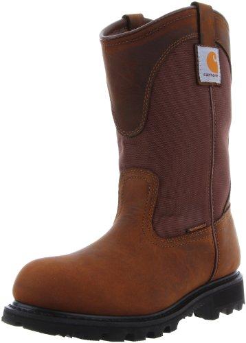 carhartt s cwp1150 work boot bison brown 8 m