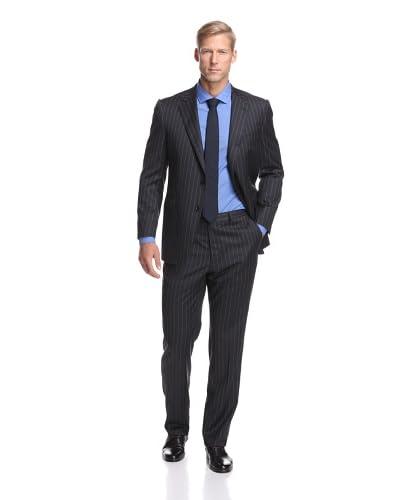Samuelsohn Men's Stripe Suit