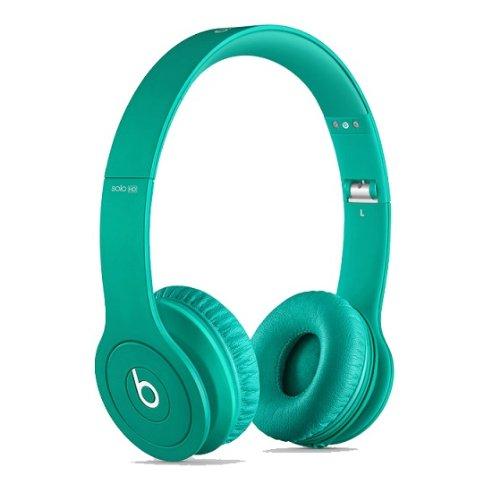 【国内正規品】Beats by Dr.Dre Solo HD 密閉型オンイヤーヘッドホン マットティール BT ON SOLOHD M-TEL