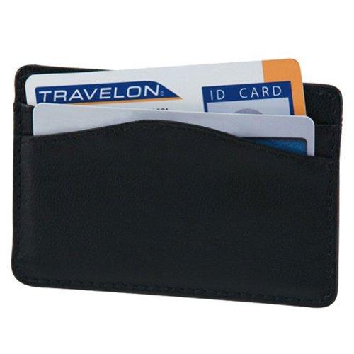 Travelon Luggage Rfid Blocking Leather Cash And