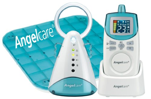 Angelcare AC401 Baby Movement Sensor Pad and Sound Monitor