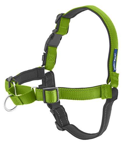 Petsafe Deluxe Easy Walk Harness, Medium/Large, Apple Green (Large Easy Walk Harness compare prices)