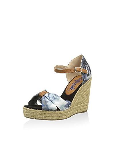 Refresh sandalo Zeppa 61719